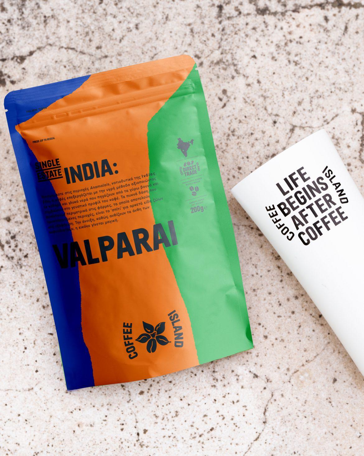 Nέοι μονοποικιλιακοί καφέδες στα Coffee Island