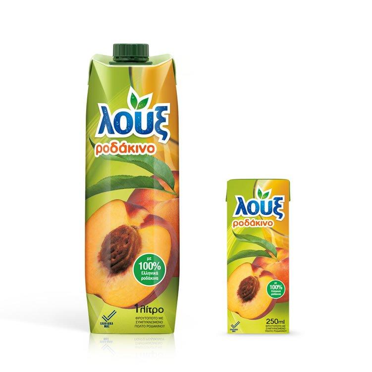 Φυσικός χυμός λουξ πορτοκάλι