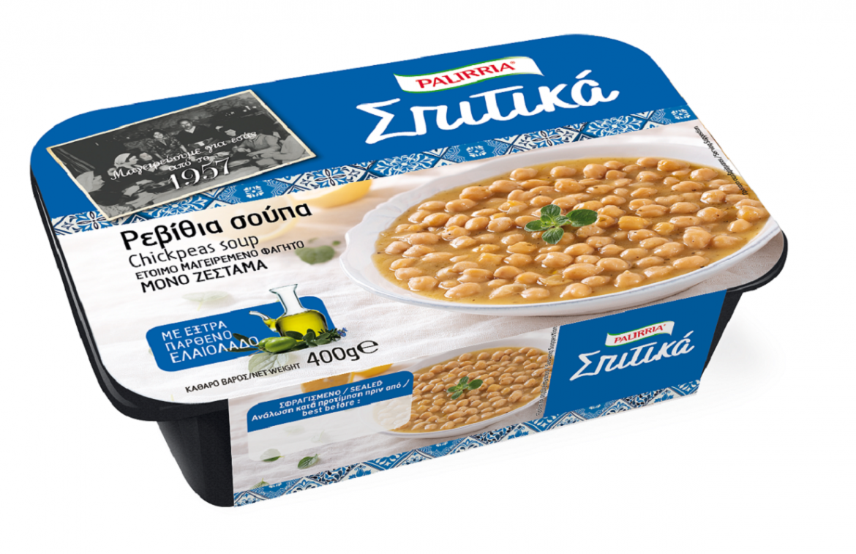 Νέες παραδοσιακές σούπες από την Palirria