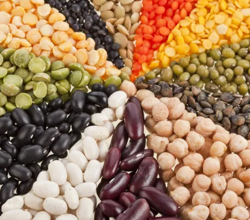 Legumes/Cereals