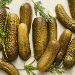Pickles/Appetizers