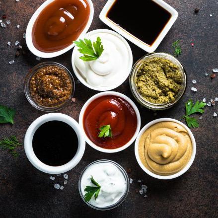 Sauces - Salads