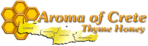 AROMA OF CRETE – Thyme Honey