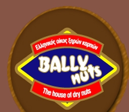 BALLY NUTS — THE GREEK HOUSE OF DRY NUTS