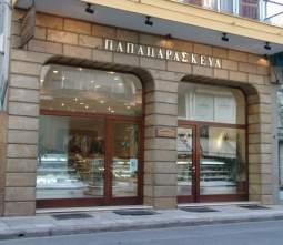 PATISSERIE PAPAPARASKEVA S.A