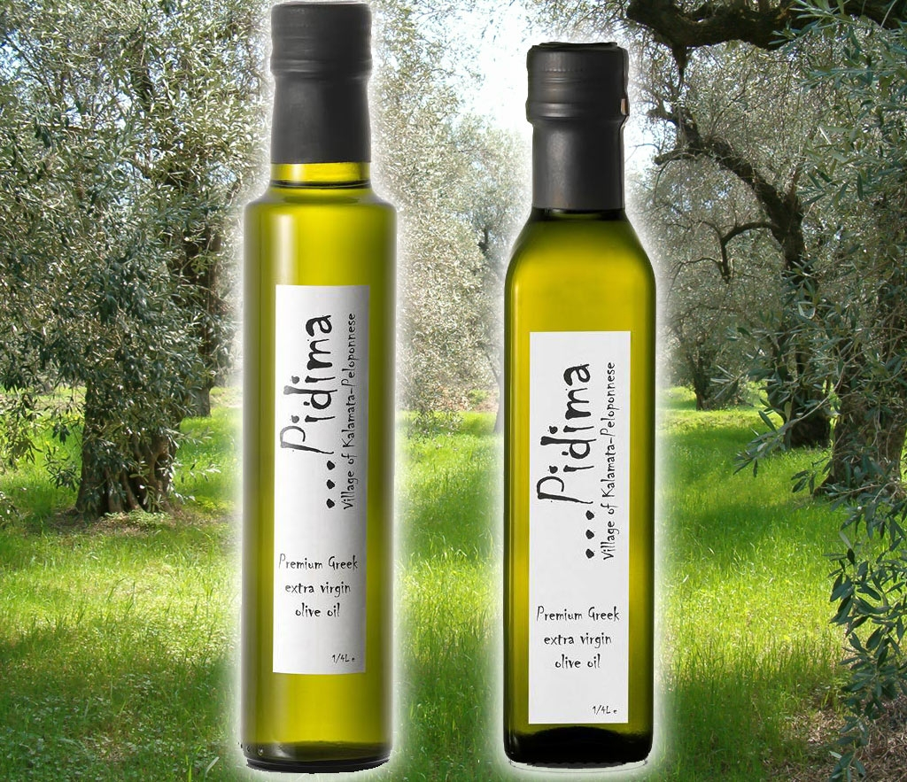 Pidima Greek extra virgin olive oil