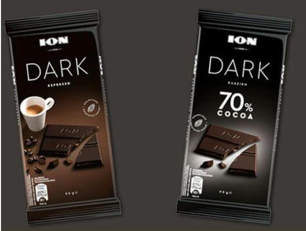 ION Dark σε νέες γεύσεις