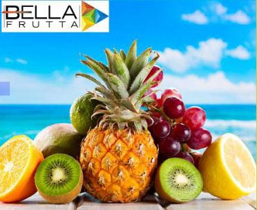 Bella Frutta: Ηγετική θέση στην εισαγωγή φρούτων και λαχανικών
