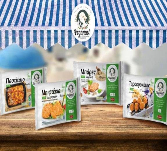 Ξεχώρισαν τα προϊόντα Veganact στα Vegan Awards 2020