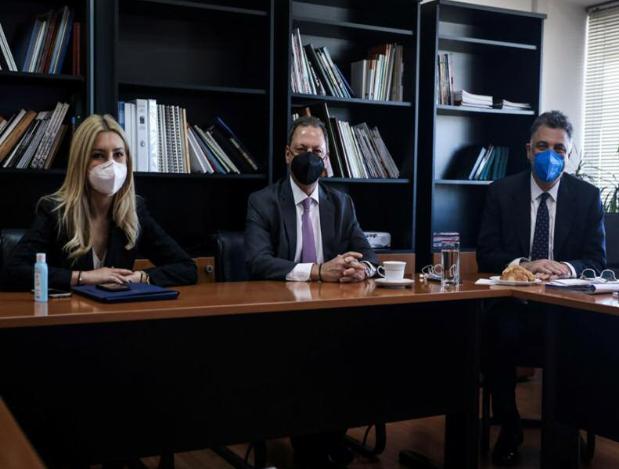 Λιβανός: Να ενισχύσουμε το έργο του ΕΦΕΤ