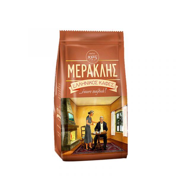 Παραδοσιακός ελληνικός καφές Μερακλής