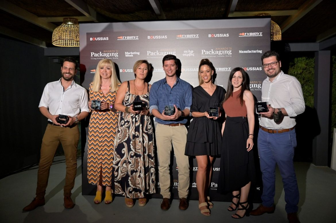 Brand of the Year η ΔΕΛΤΑ στα Packaging Awards 2021