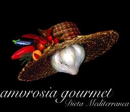AMVROSIA GOURMET – TROFIMA MESOGEIAKIS DIATROFIS