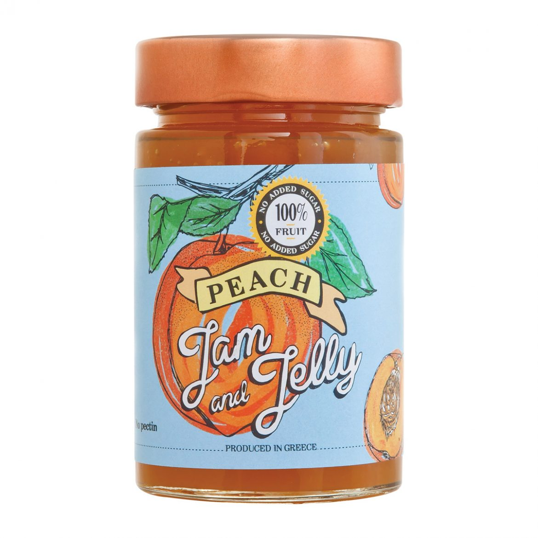 Αλείμματα φρούτων Jam & Jelly