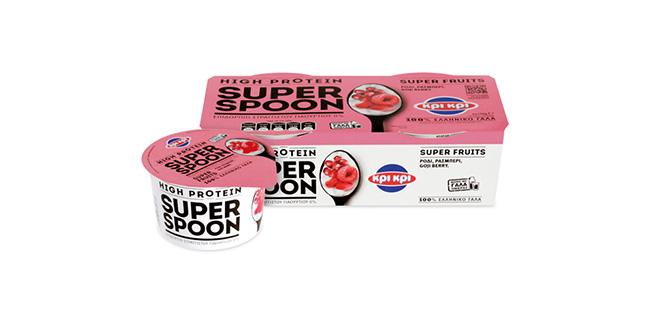 Κρι Κρι Super Spoon με ρόδι και goji berry