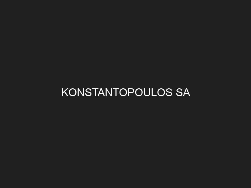 KONSTANTOPOULOS SA