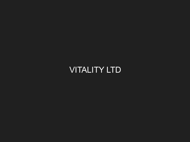 VITALITY LTD