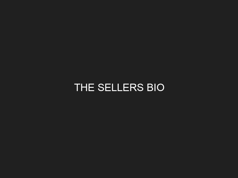 THE SELLERS BIO