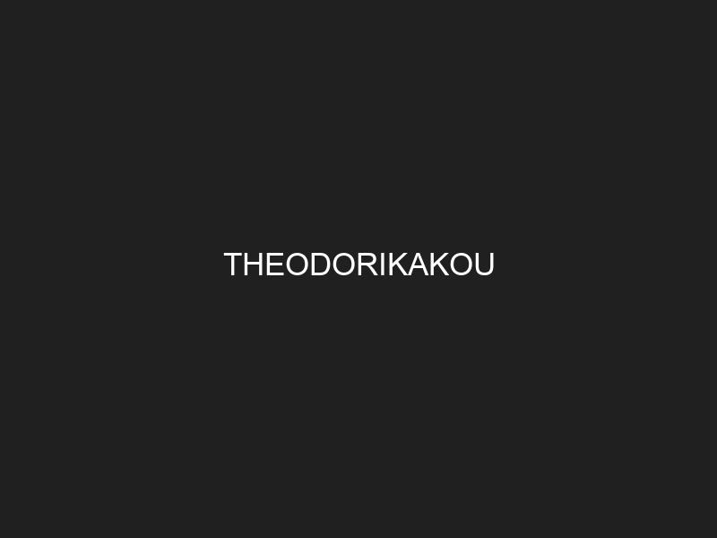 THEODORIKAKOU