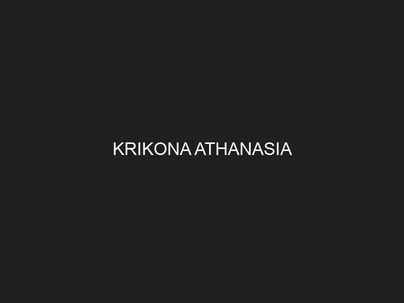 KRIKONA ATHANASIA