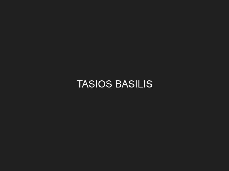 TASIOS BASILIS