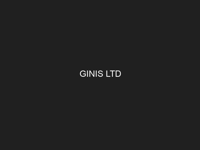 GINIS LTD
