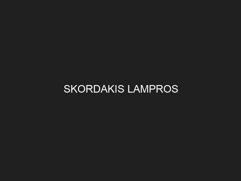 SKORDAKIS LAMPROS