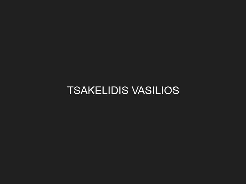 TSAKELIDIS VASILIOS