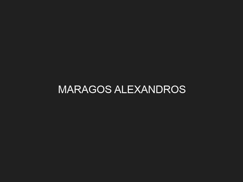 MARAGOS ALEXANDROS