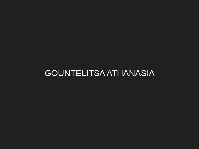 GOUNTELITSA ATHANASIA
