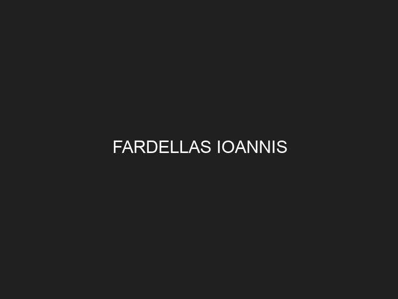 FARDELLAS IOANNIS