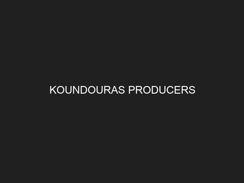 KOUNDOURAS PRODUCERS