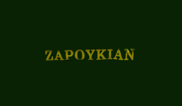 "COFFEE SHOP ""ZARO"" – ZAROUKIAN"